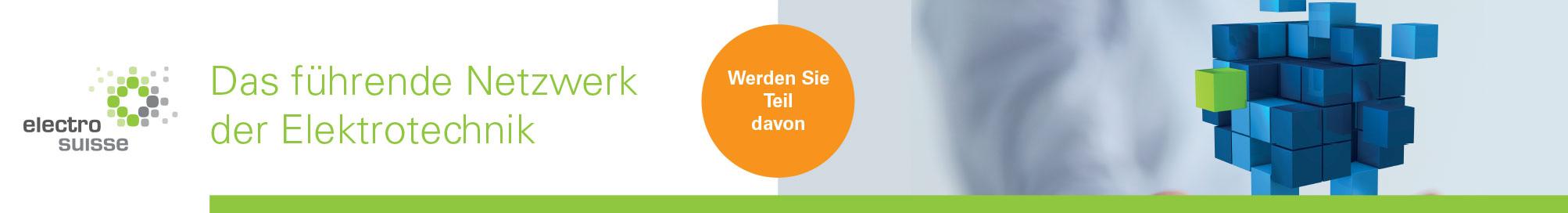 electro suisse Kampagne 2017