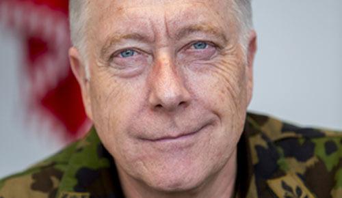 Korpskommandant André Blattmann